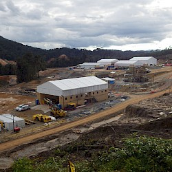 Temporary Mine Facilities