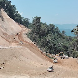 North Access Road expected to be completed soon